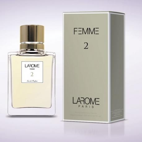 Larome 2F Mulher