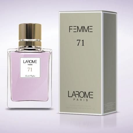 Larome Nº71 Mulher