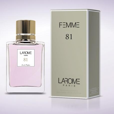 Larome 81 Mulher