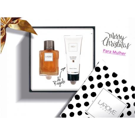 Pack Larome Natal Perfume + Gel Banho Feminino